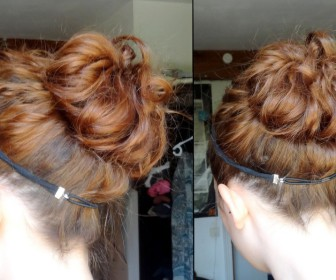 comment coiffer des cheveux mi long