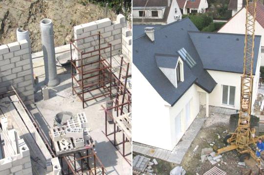 Comment construire une maison for Construire une maison terraria