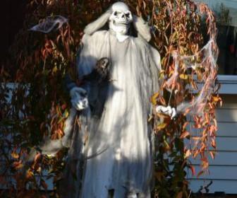 comment décorer pour halloween