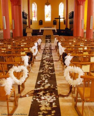 Comment Decorer Les Chaises D Une Eglise
