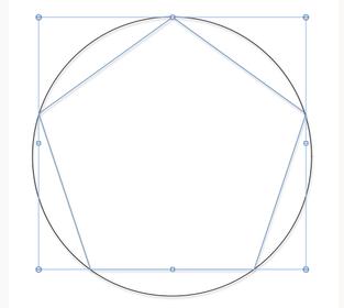 comment dessiner étoile 5 branches