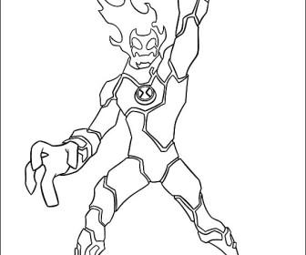 comment dessiner ben 10 ultimate alien