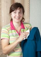 comment nettoyer a sec une veste