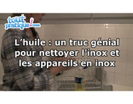 comment nettoyer l'inox