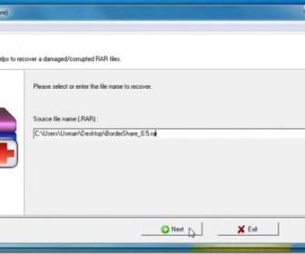 comment réparer fichier odt corrompu