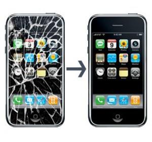 comment réparer iphone 3
