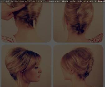 comment se coiffer bien et facilement