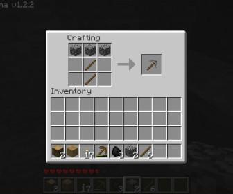 comment construire quelque chose sur minecraft
