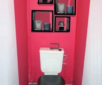 comment décorer les toilettes