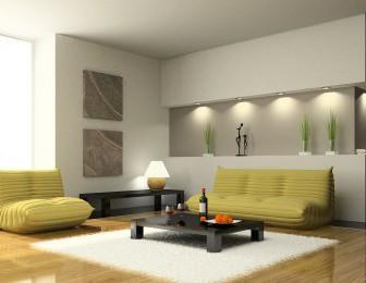 comment décorer un salon zen