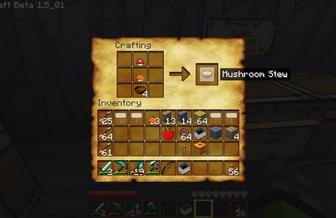 comment faire neiger dans minecraft