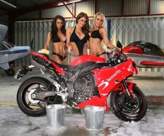 comment laver moto