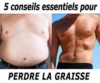 comment maigrir pour un homme