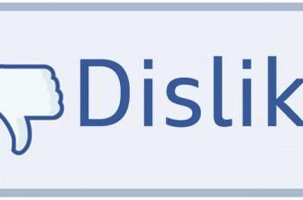 comment mettre j'aime pas sur facebook google chrome