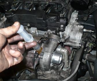comment nettoyer turbo 406