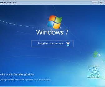 comment réparer windows 7 64 bits