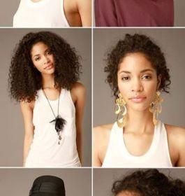 comment se coiffer quand on a les cheveux bouclés