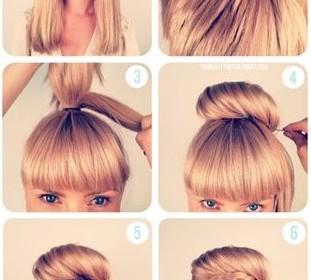 comment se coiffer tous les jours