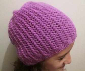 comment tricoter bonnet youtube