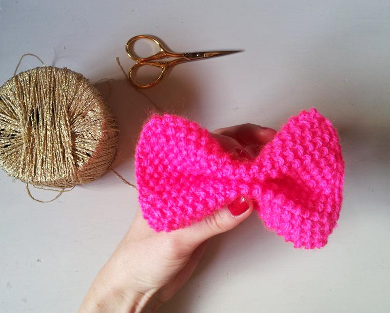 Tricoter noeud - Comment faire un bonnet en laine ...