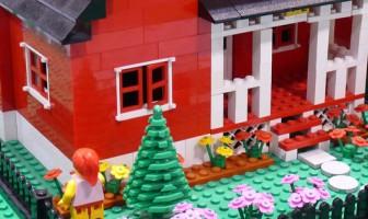 comment construire des lego