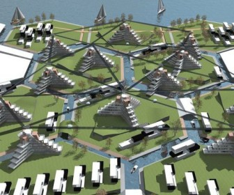 comment construire une île artificielle