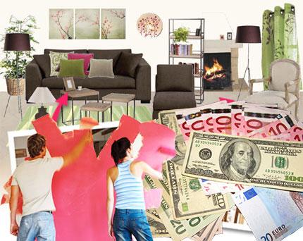 comment d corer a moindre cout. Black Bedroom Furniture Sets. Home Design Ideas