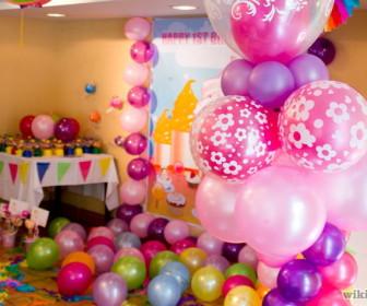 comment décorer avec ballons