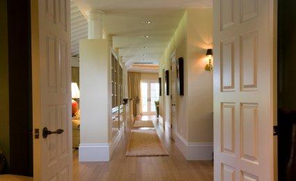 Comment d corer un hall - Conseil peinture couloir ...