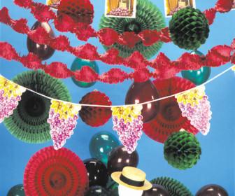 comment décorer une kermesse
