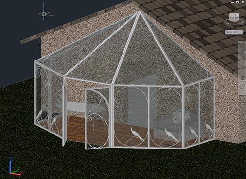Comment dessiner 3d autocad for Apprendre a dessiner une maison en 3d