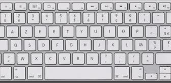 comment faire arobase sur mac