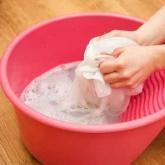 comment laver son linge à la main