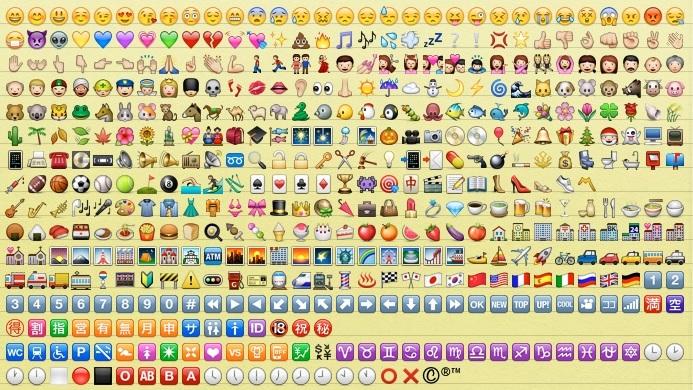 Les Emojis De Samsung Sont Igeneration Dessin En Emoticone