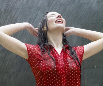 comment se coiffer un jour de pluie
