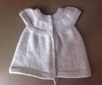 comment tricoter vetement pour bebe