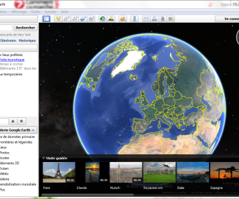 comment ça marche google earth