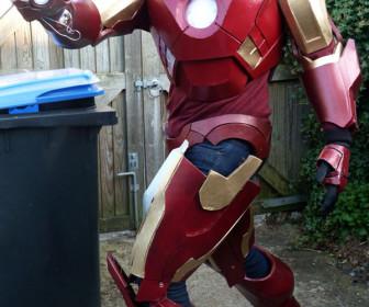 comment construire iron man