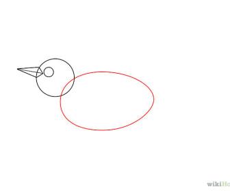 comment dessiner 1 oiseau