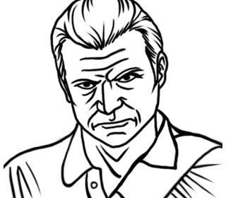 comment dessiner franklin gta 5