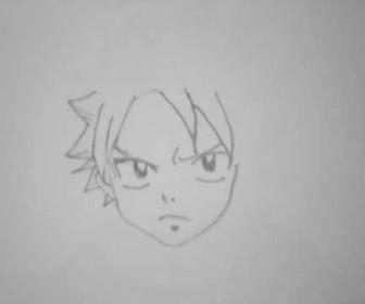comment dessiner natsu
