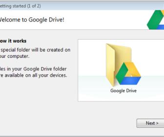 comment fonctionne google drive