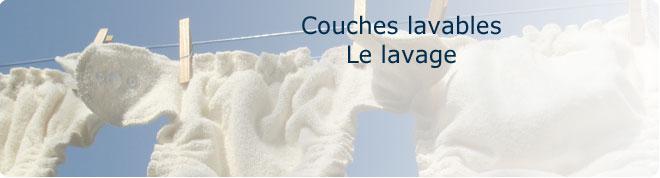 Comment laver couches lavables - Comment utiliser couches lavables ...