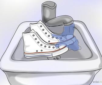 comment laver des converses