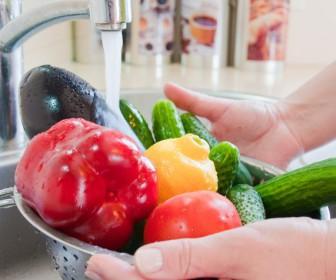 comment laver fruits et légumes
