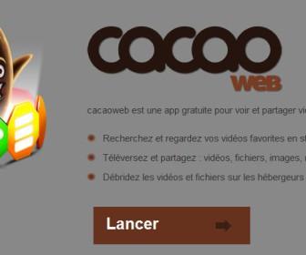 comment marche cacaoweb