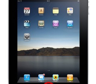 comment marche ipad 2