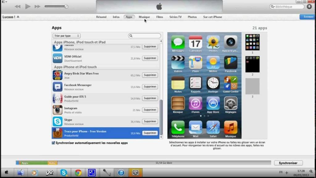 Comment mettre de la musique sur iphone 5 - Comment couper une musique mp3 ...
