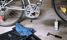 comment réparer son vélo