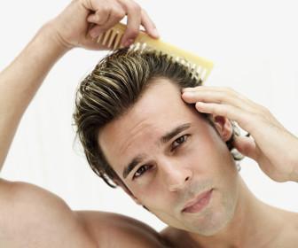 comment se coiffer en brosse homme